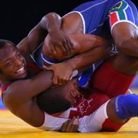 20th+Commonwealth+Games+Day+8+Wrestling+w-KM8o0GWxrl
