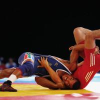 20th+Commonwealth+Games+Wrestling+klxo9Bhrakxl