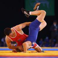 Gerald+Meyer+20th+Commonwealth+Games+Wrestling+TP6ulaBQ6RHl