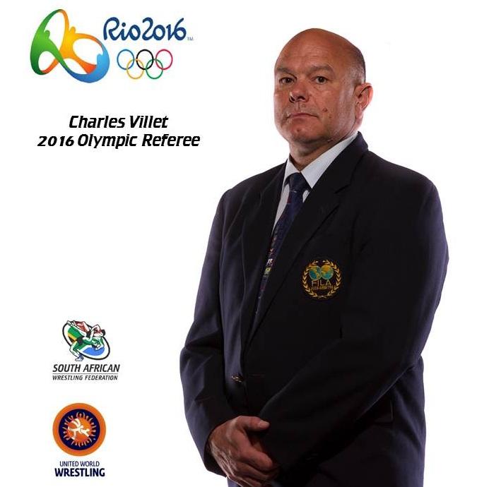 Charles Villet Rio2016