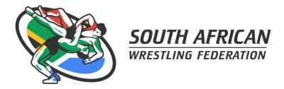 South African Wrestling Federation Logo