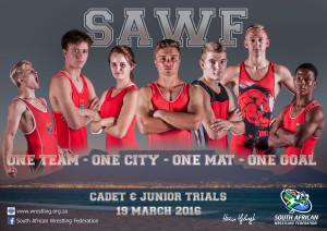 SAWF Cadet and Junior Trials
