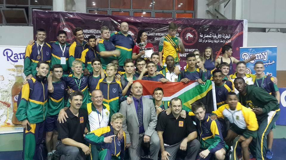 Read more about the article Cadet's Excels in Algeria at Continental Championships
