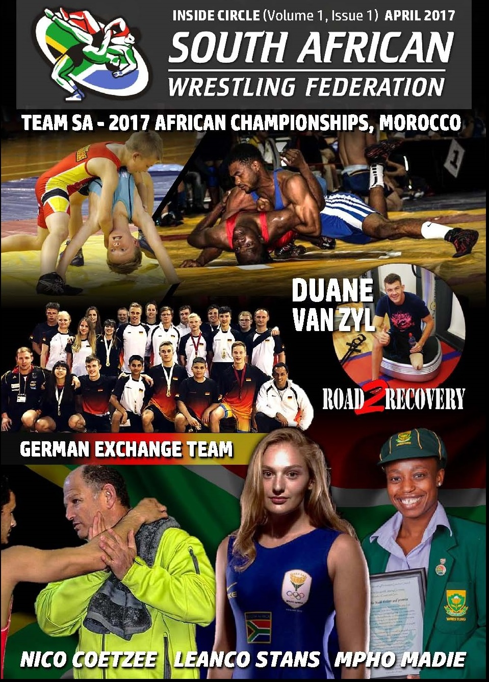 south african wrestling federation